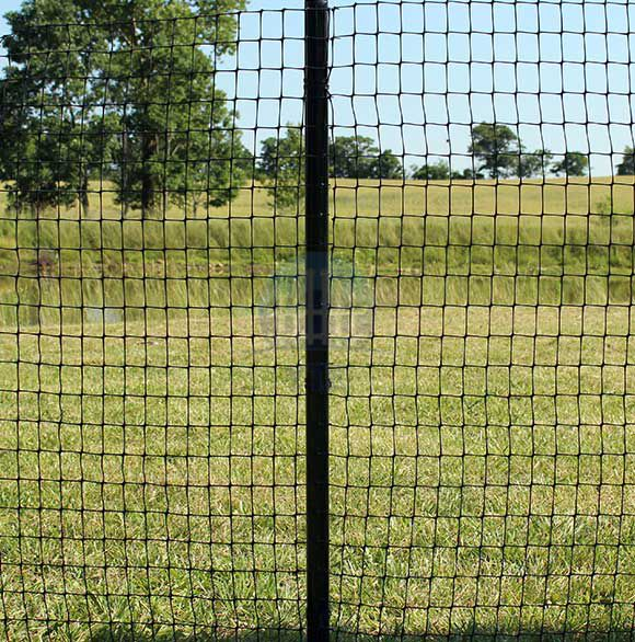 Plastic Deer Fence